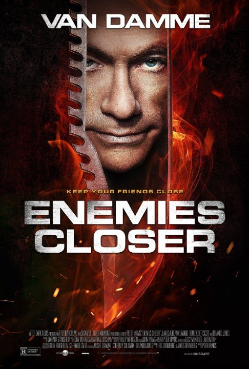 Enemies Closer (2013) (In Hindi)