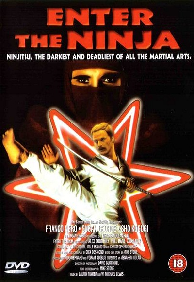 Enter the Ninja (1981) (In Hindi)