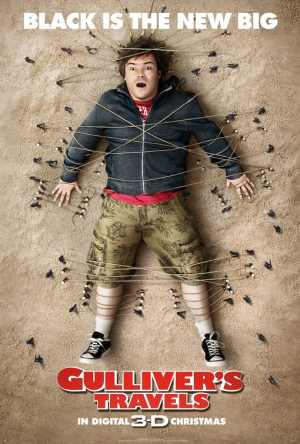 Gulliver's Travels (2010) (In Hindi)