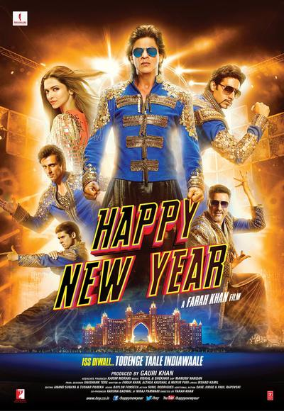 Happy New Year (2014) Full Movie Watch Online Free ...