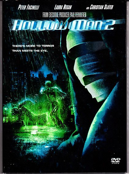 Hollow Man II (2006) (In Hindi)