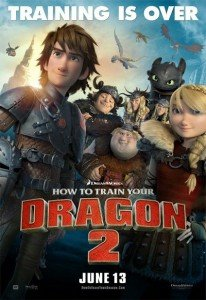 How to Train Your Dragon 2 (2014) (In Hindi)