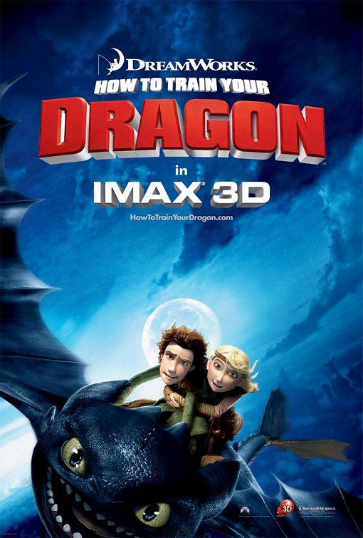 How to Train Your Dragon (2010) (In Hindi)