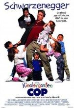 Kindergarten Cop (1990) (In Hindi)