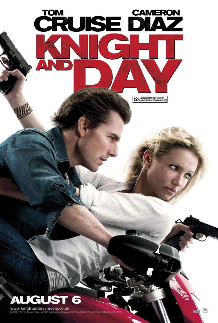 Knight and Day (2010) (In Hindi)
