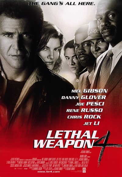 Lethal Weapon 4 (1998) (In Hindi)