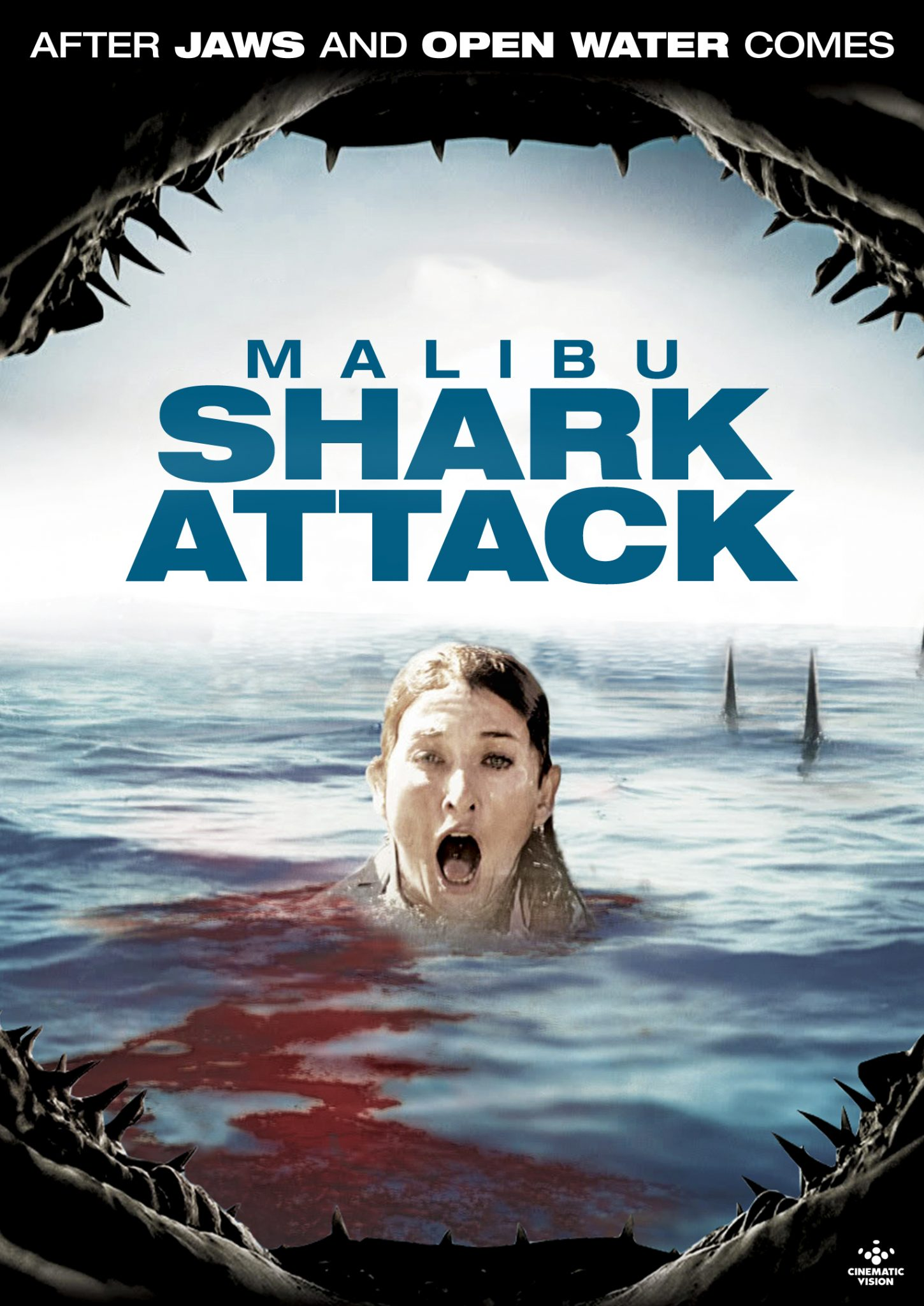 Malibu Shark Attack (2009) (In Hindi)