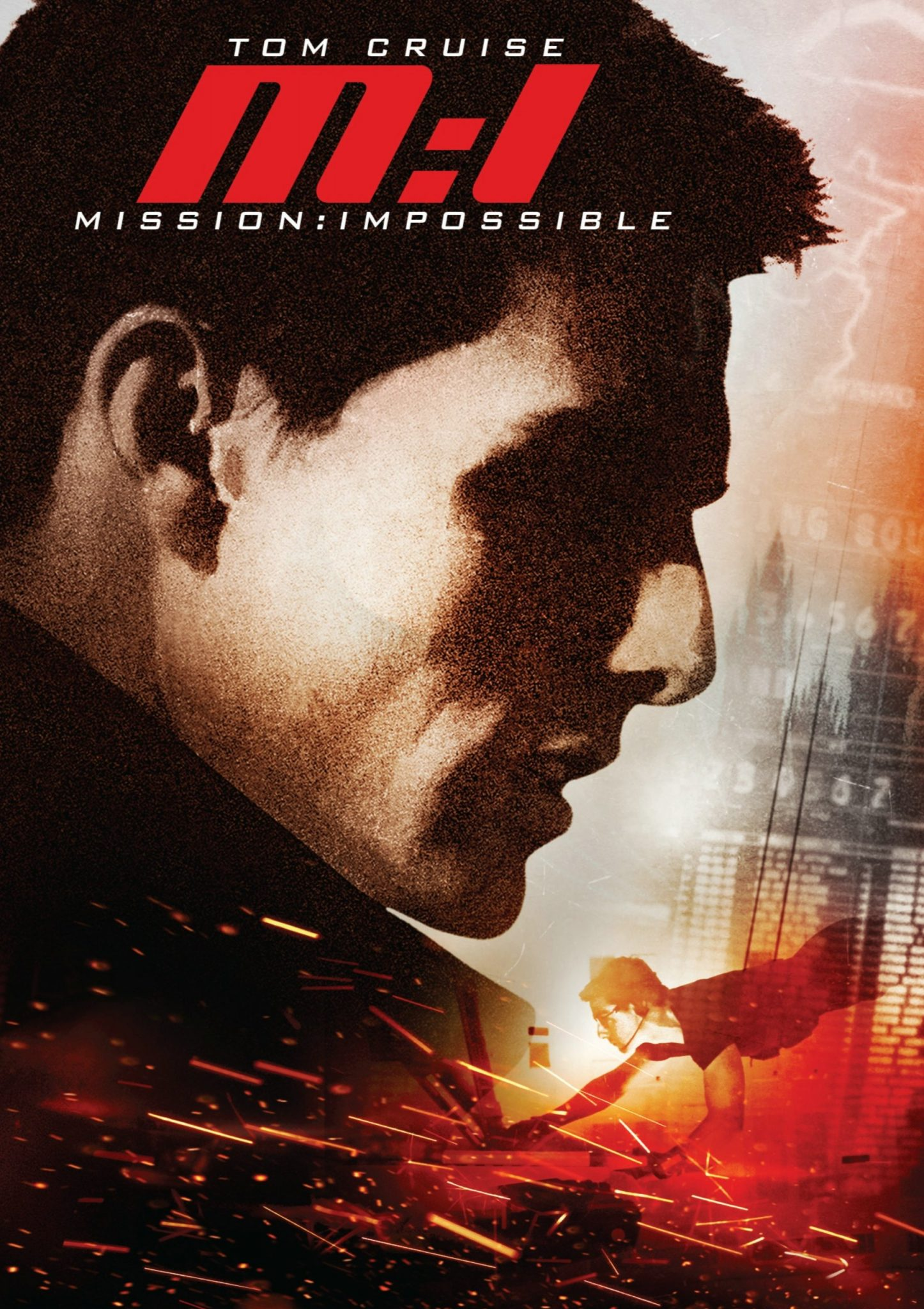 Mission – Impossible (1996) (In Hindi)