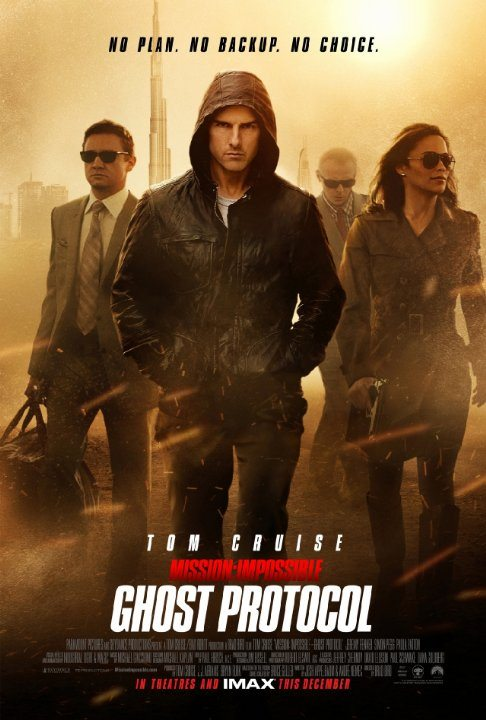 Mission – Impossible – Ghost Protocol (2011) (In Hindi)