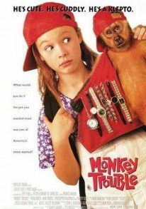 Monkey Trouble (1994) (In Hindi)