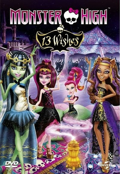 Cam 4 U >> Monster High - 13 Wishes (2013) (In Hindi) Full Movie Watch Online Free - Hindilinks4u.to