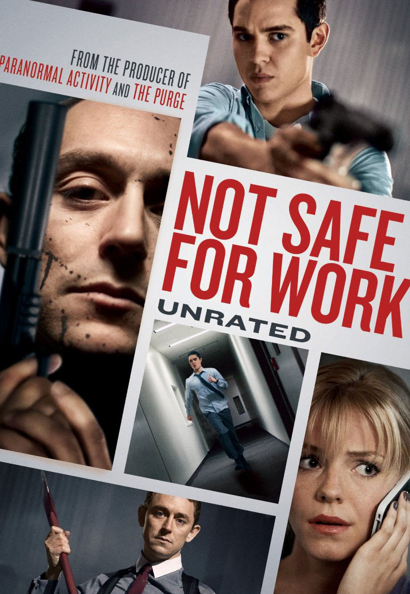 Not Safe for Work (2014) (In Hindi)