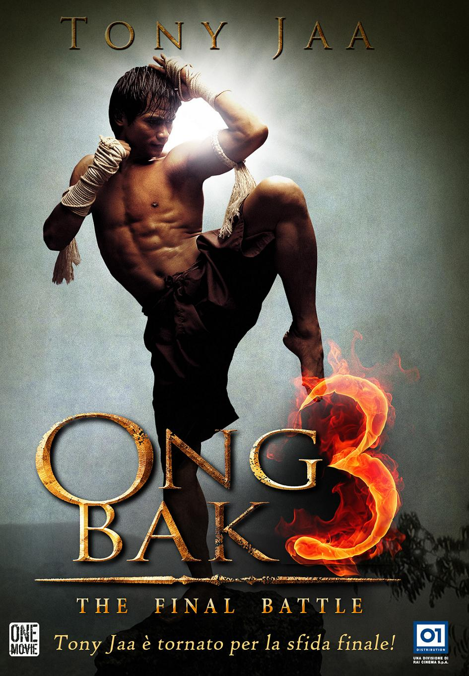 Ong-bak 3 (2010) (In Hindi)