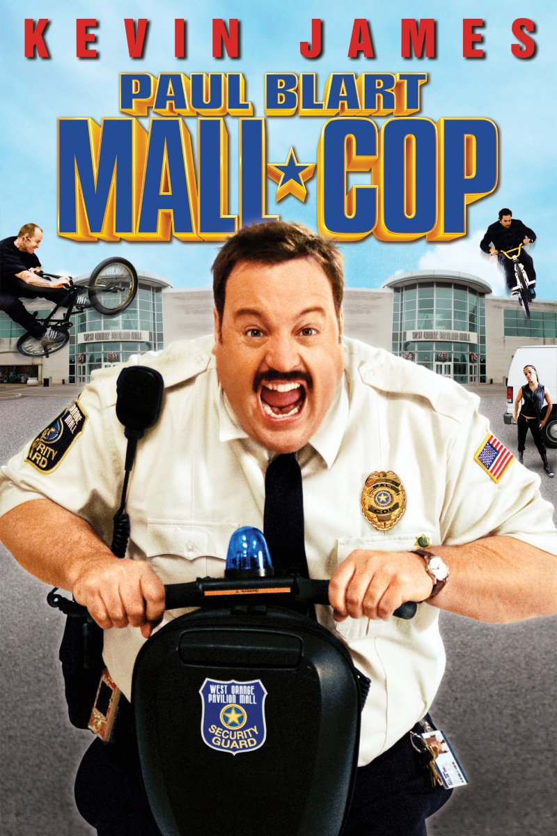 Paul Blart – Mall Cop (2009) (In Hindi)