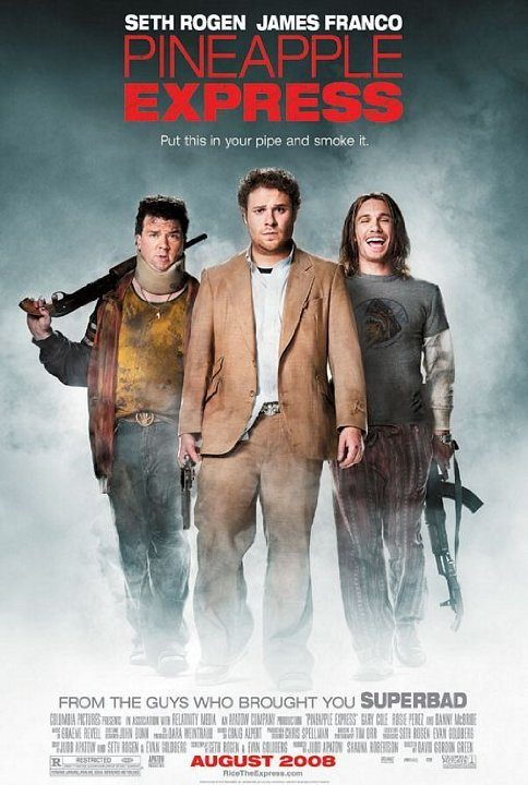 Pineapple Express (2008) (In Hindi)