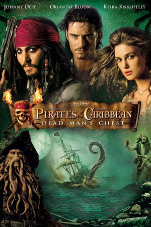 Pirates of the Caribbean – Dead Man's Chest (2006) (In Hindi)