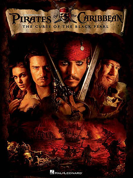 Pirates of the Caribbean – The Curse of the Black Pearl (2003)  (In Hindi)