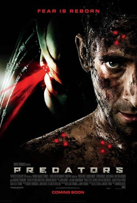 Predators (2010) (In Hindi)