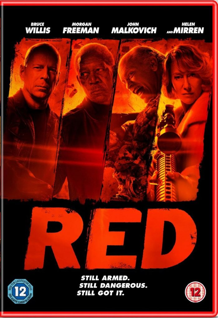 RED (2010) (In Hindi)
