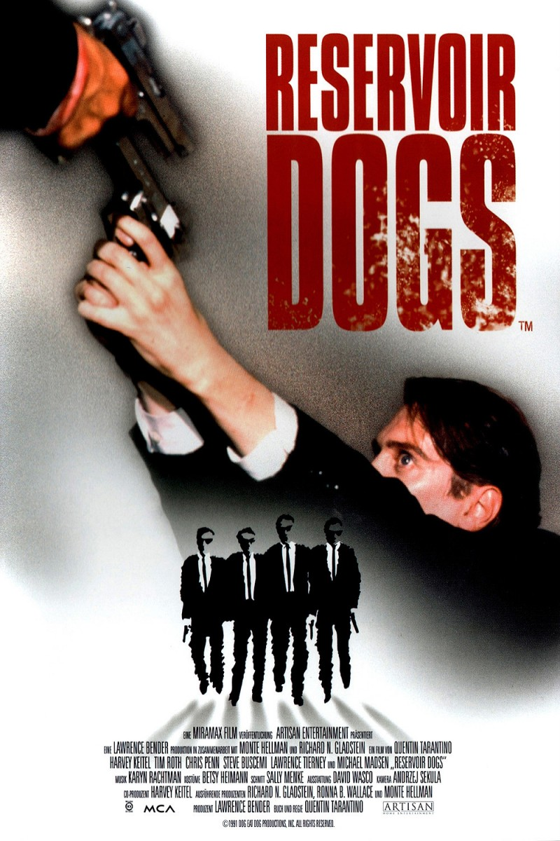 Watch Reservoir Dogs Full Movie Online