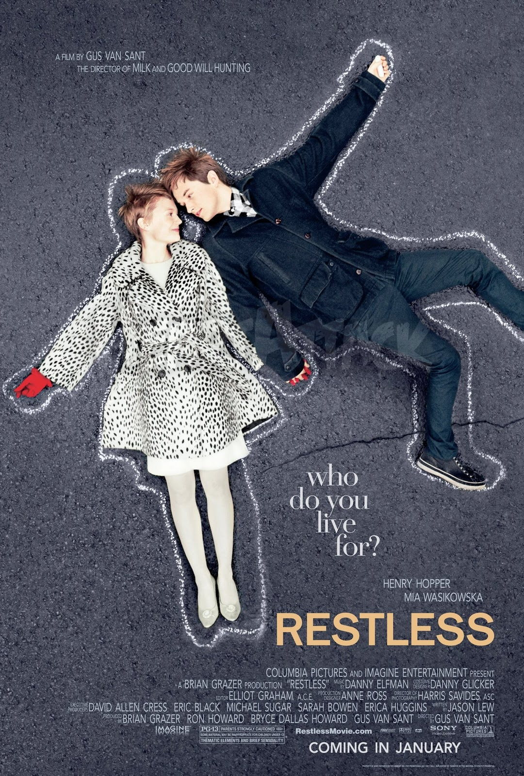 Restless (2011) (In Hindi)