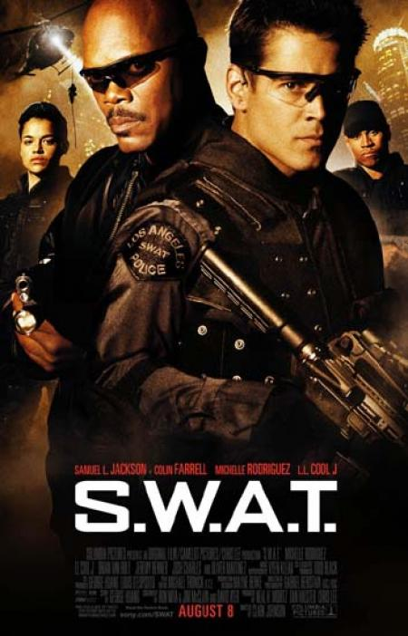S.W.A.T. (2003) (In Hindi)