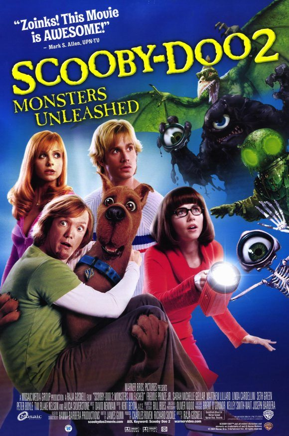 Scooby-Doo 2 – Monsters Unleashed (2004) (In Hindi)