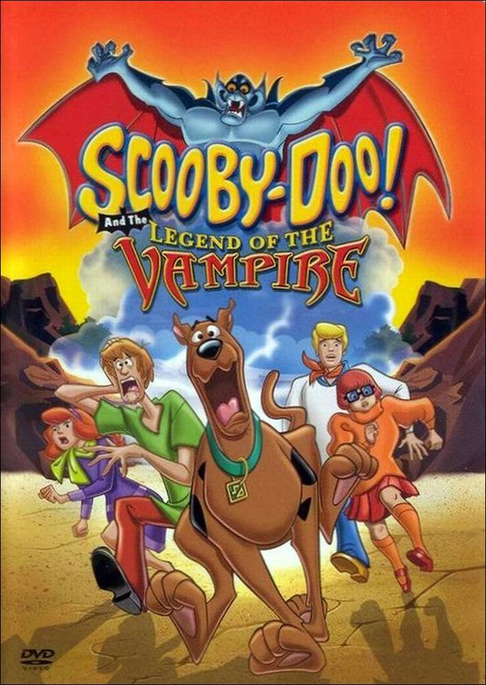 Scooby-Doo and the Legend of the Vampire (2003)  (In Hindi)