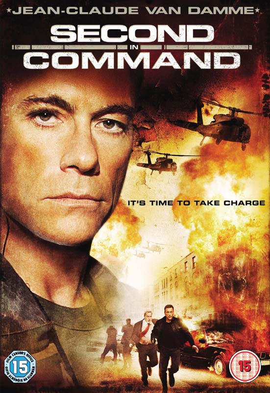Second in Command (2006) (In Hindi)