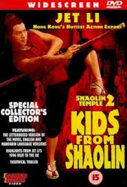 Shaolin Temple 2 – Kids from Shaolin (1984) (In Hindi)