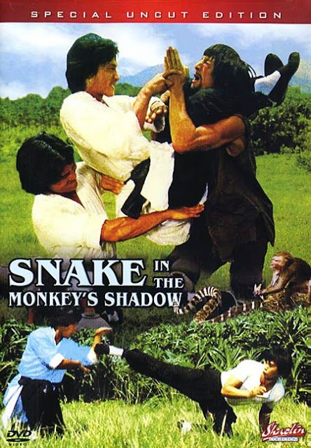 Snake In The Monkey's Shadow (1979) (In Hindi)