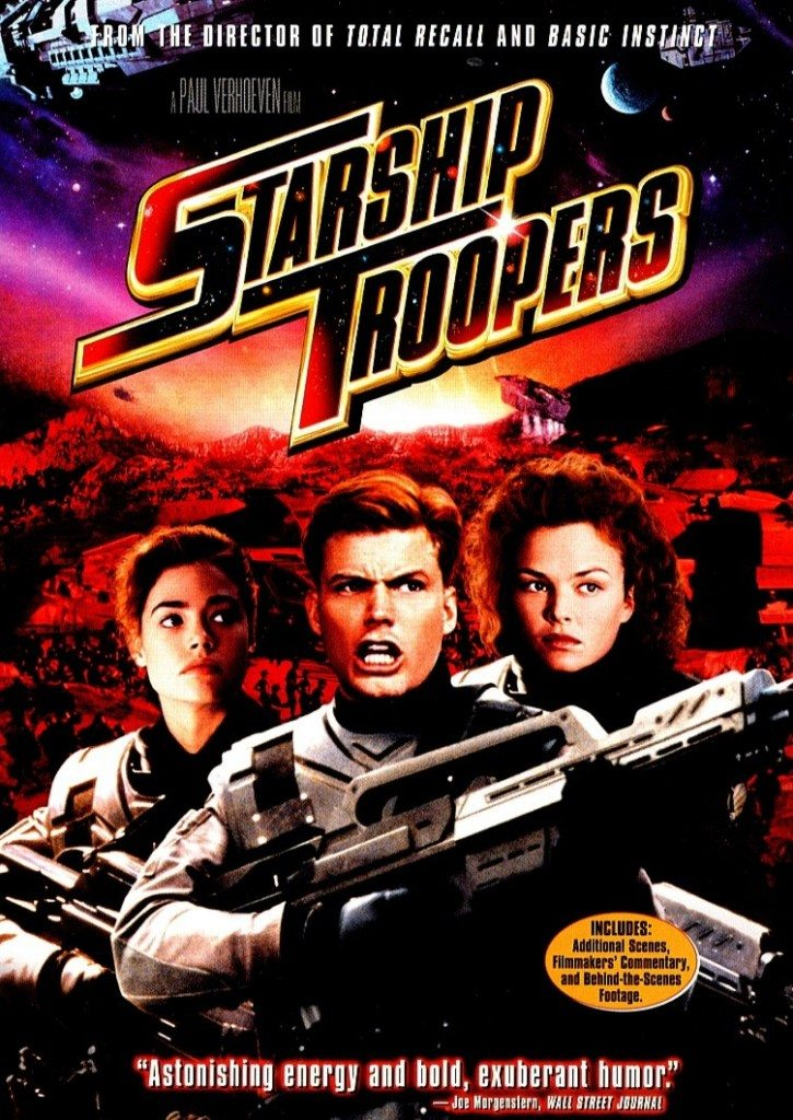 Starship Troopers (1997) (In Hindi) Full Movie Watch ...