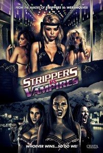 Strippers vs Werewolves (2012) (In Hindi)