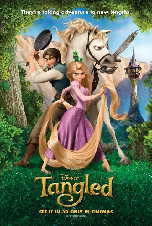 Tangled (2010) (In Hindi)