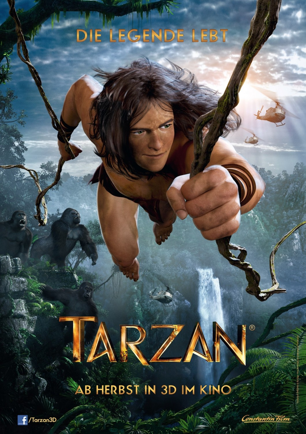 Tarzan (2013) (In Hindi)