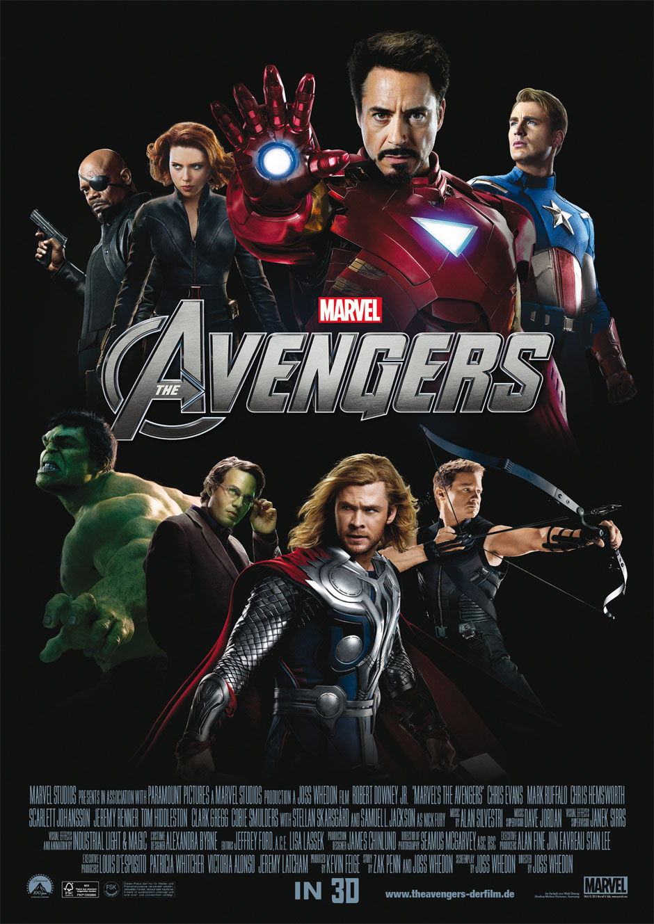 free the avengers movie - photo #6