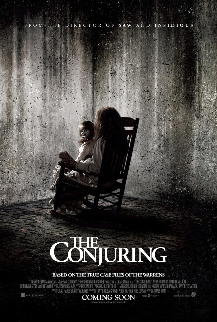 The Conjuring (2013) (In Hindi)