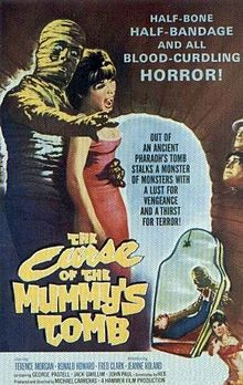 The Curse of the Mummy's Tomb (1964) (In Hindi)