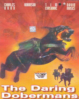 The Daring Dobermans (1973) (In Hindi)
