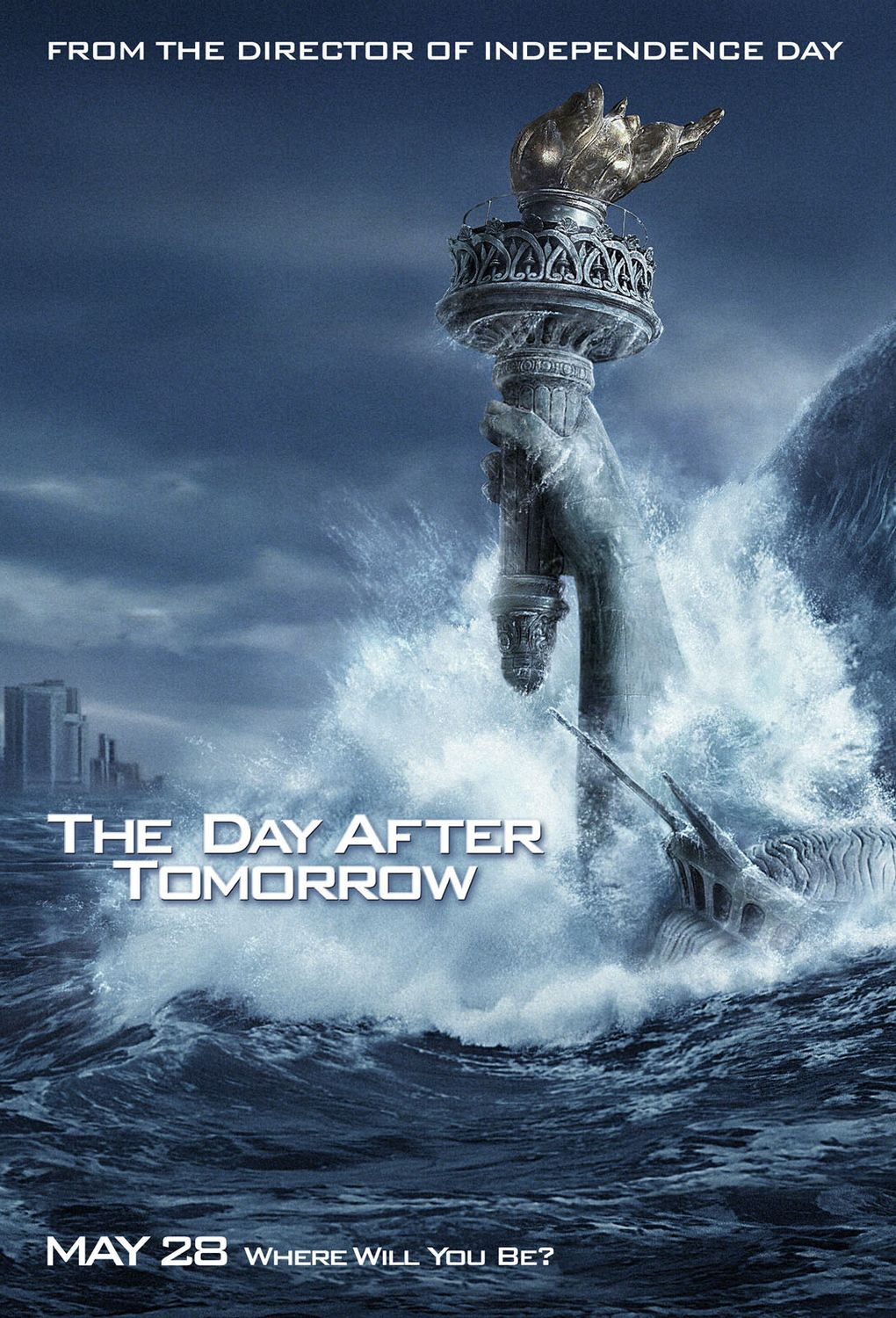 The Day After Tomorrow (2004) (In Hindi)