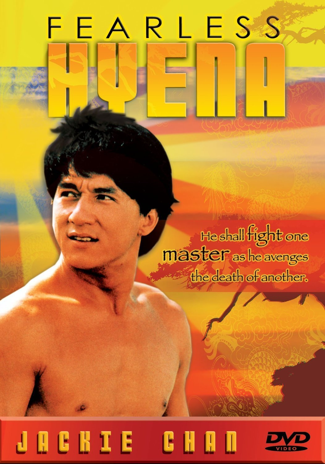 The Fearless Hyena (1979) (In Hindi)