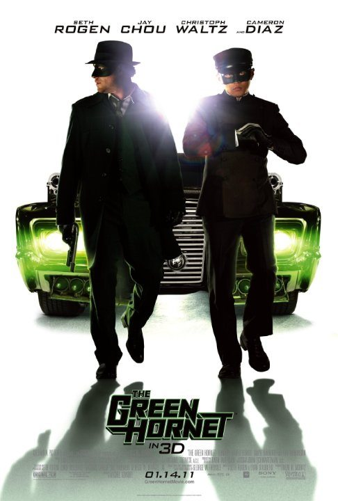 The Green Hornet (2011) (In Hindi)