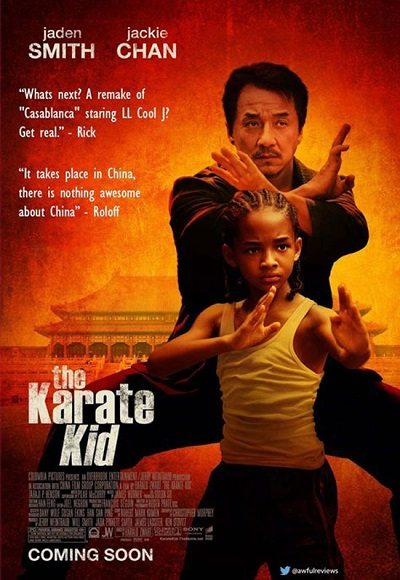 Movie The Karate Kid In Hindi