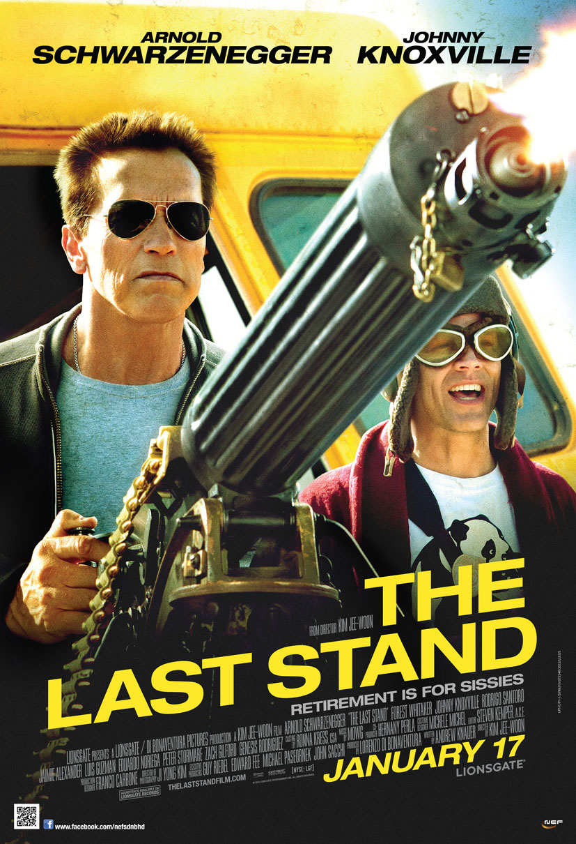 The Last Stand (2013) (In Hindi)