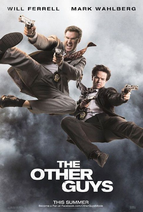 The Other Guys (2010) (In Hindi)
