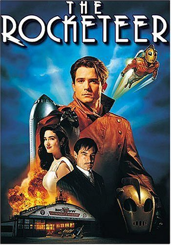 The Rocketeer (1991) (In Hindi)
