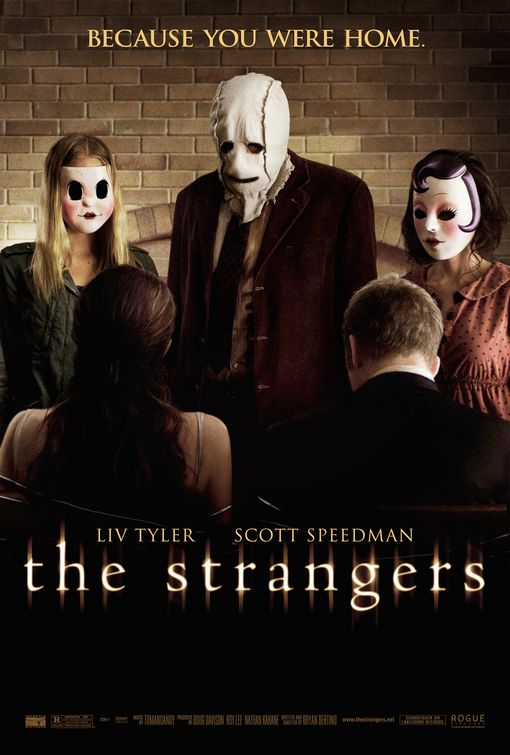 The Strangers (2008) (In Hindi)