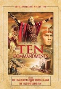 The Ten Commandments (1956) (In Hindi)