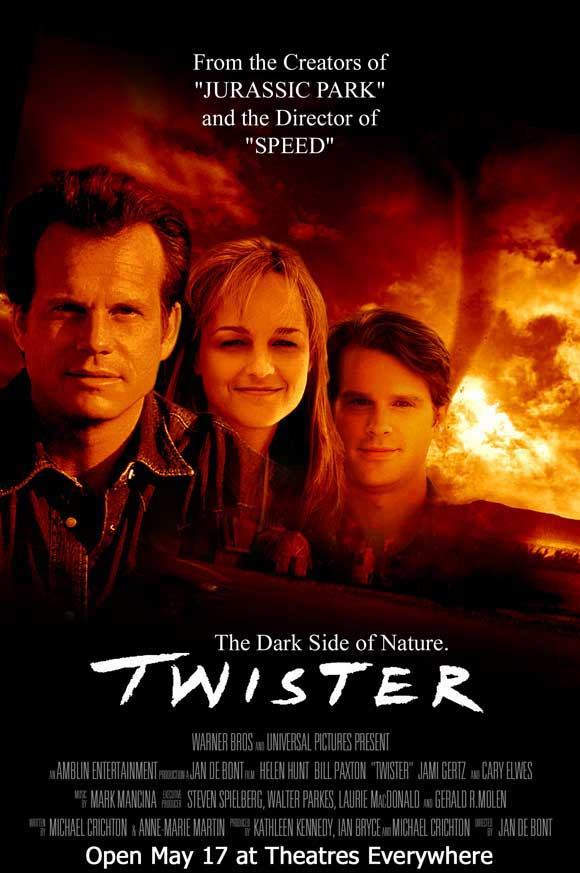Twister (1996) (In Hindi)