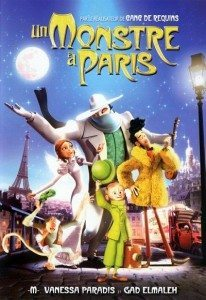A Monster in Paris (2011) (In Hindi)